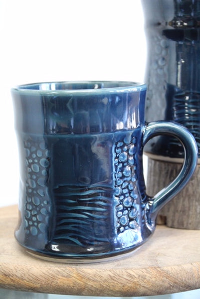 Waves and Pebbles Mug