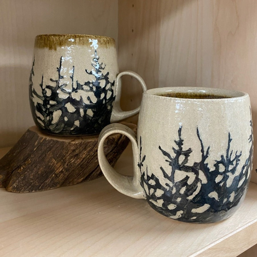 In The Pines MINI Mug