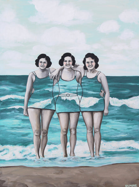 Ladies of the Lake - Limited Edition Print