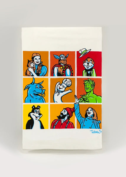 MN Bunch Tea Towel
