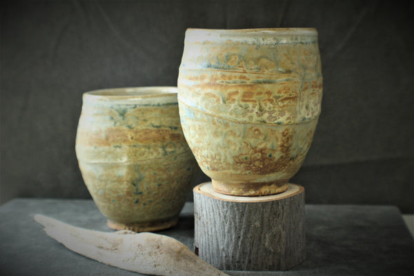 Handmade Wine Mugs