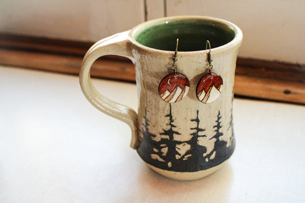In The Pines Mug