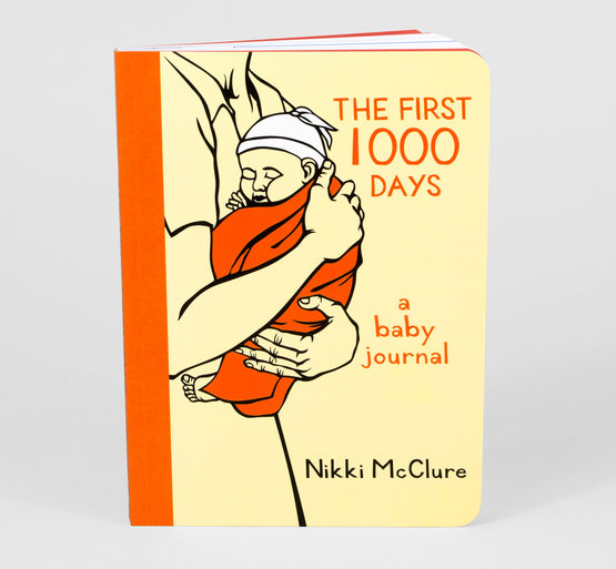 The First 1,000 Days: A Baby Journal