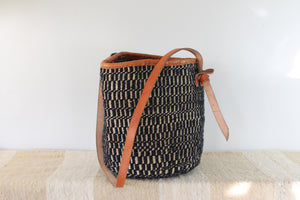 Black Wool Bag