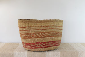 Reds and Natural Coastal Basket
