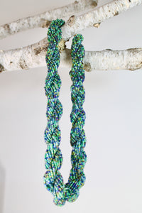 Beaded Necklace Multi-Strands