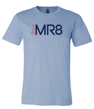 Team MR8 Short Sleeve - Light Blue
