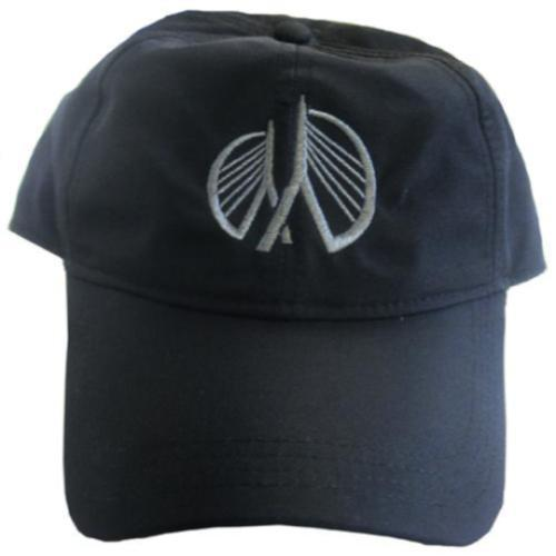 MRF Bridge Baseball Cap- Black