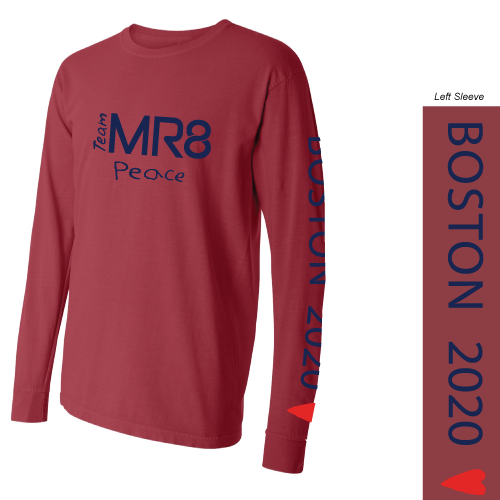 Team MR8 Boston 2020 Long Sleeve