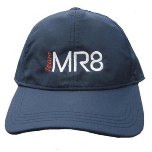 Team MR8 Baseball Cap - Navy