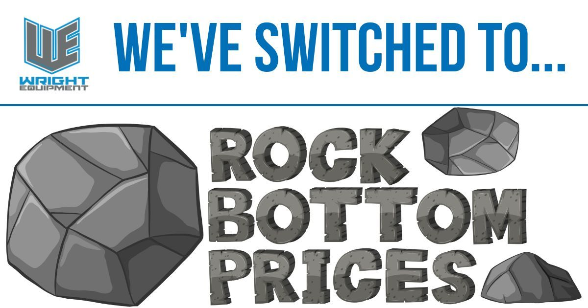 Switching to Rock Bottom Pricing & The Truth About Shipping