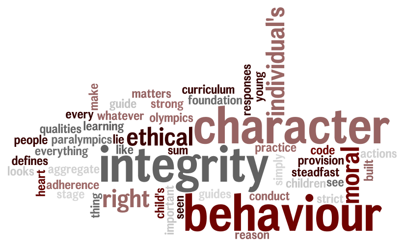 Integrity and Character