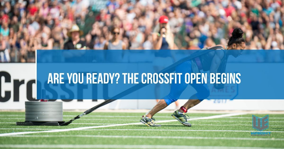 Are You Ready? The CrossFit Open Begins