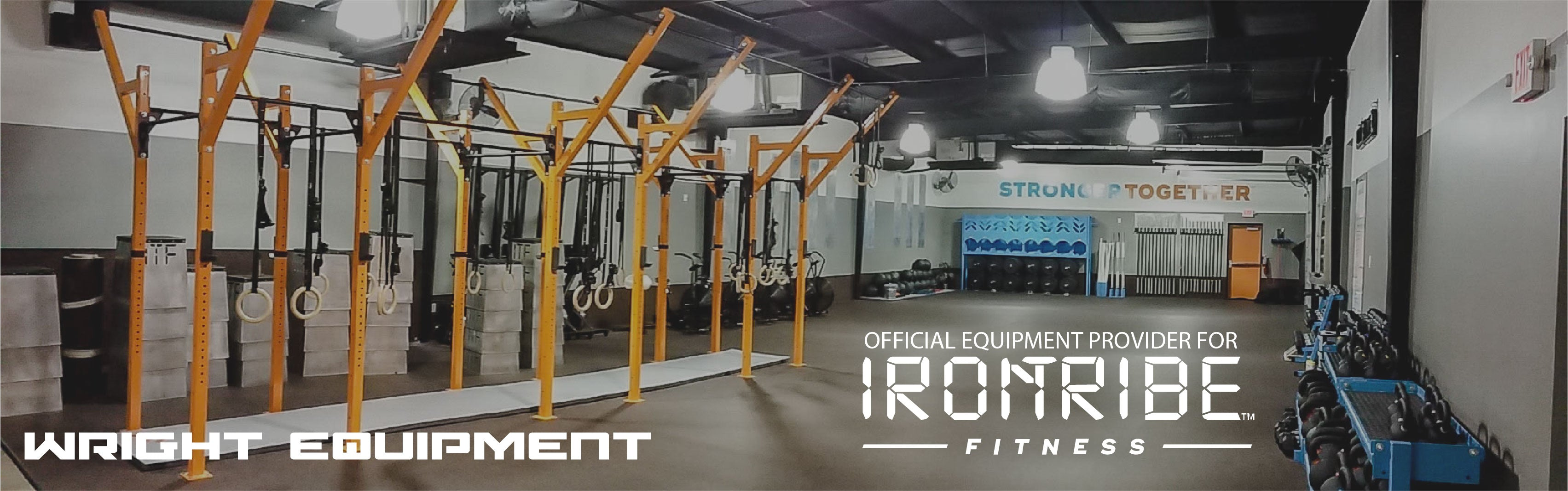 The Wright Partnership: Wright Equipment Inks Deal With Iron Tribe Fitness