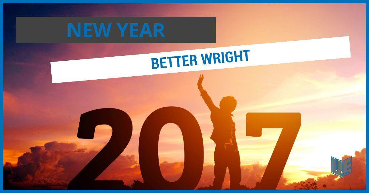 New Year, Better Wright