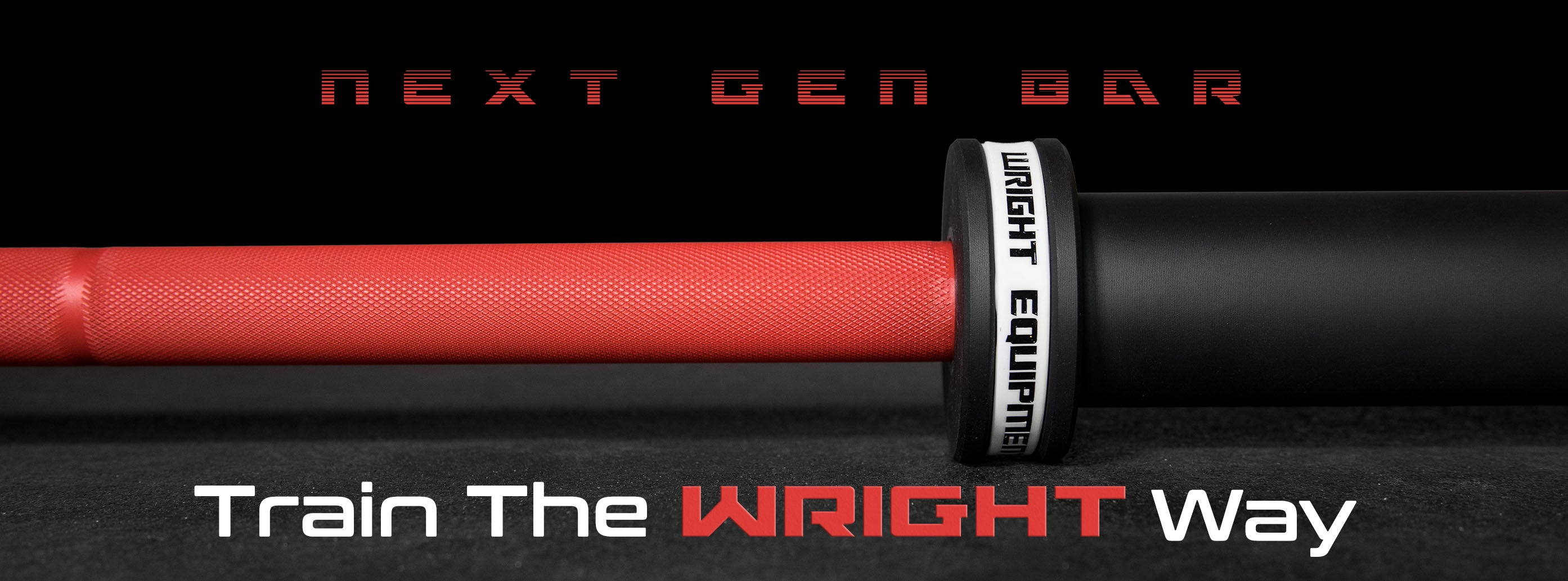 Wright Equipment Red Cerakote Next Gen Bar