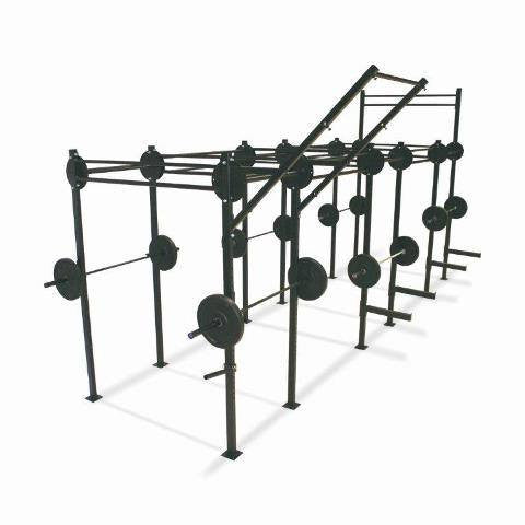 24' Free Standing Rig (4-6 week lead time)