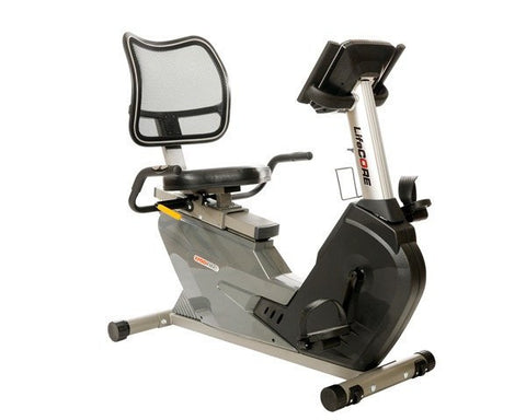 Lifecore 850RBs Recumbent Bike