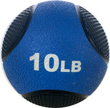 10# Rubber Medicine Ball