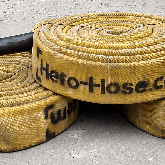 50 ft Hero-Hose (22-25 ft from anchor point)