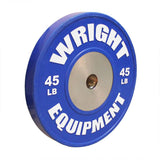 Wright Color Elite Bumper Plates V2