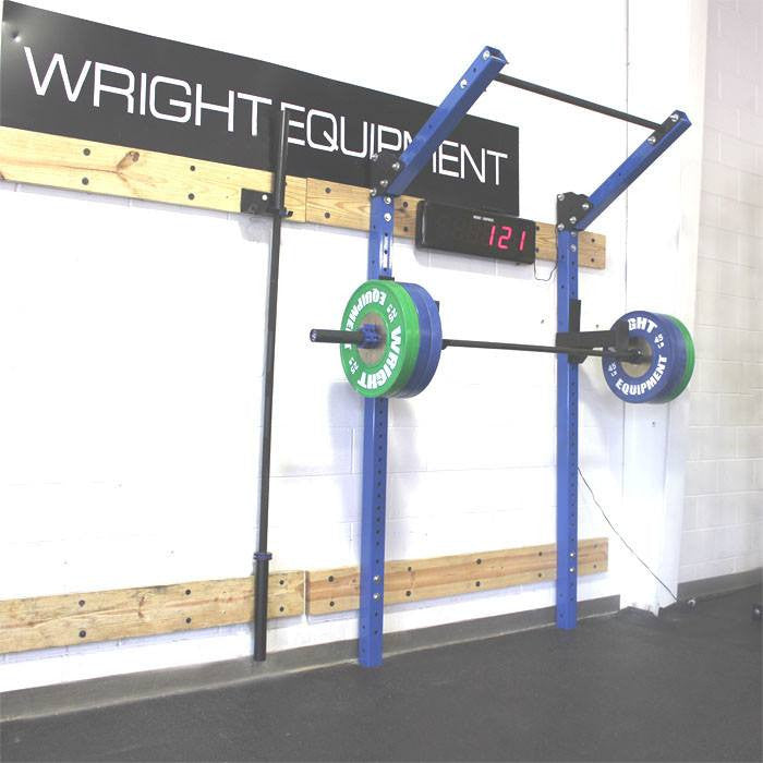 Wright elite lean garage rack with install kit included u2013 wright