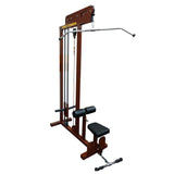 Lat Pull Low Row Combo Plate Loaded