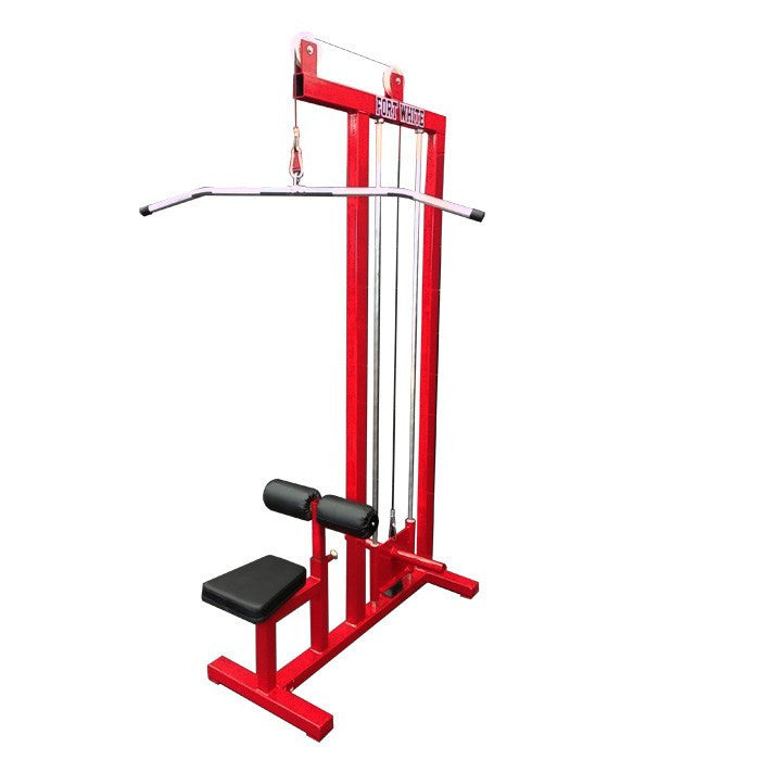WRIGHT Lat Pull Down Plate Loaded (6-8 week production time)