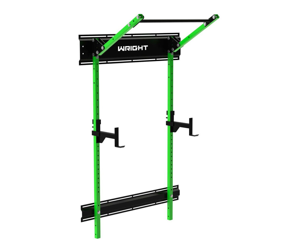 Wright ELITE Lean Garage Rack with Install Kit INCLUDED