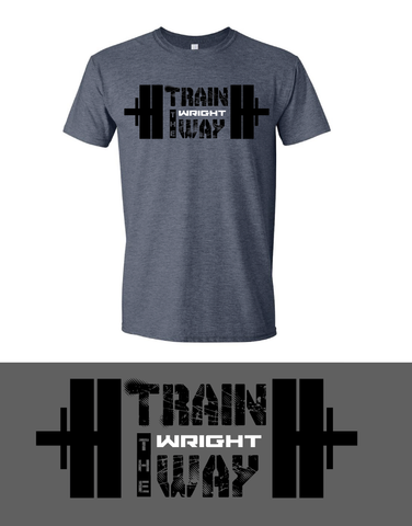 Train the Wright Way Tee