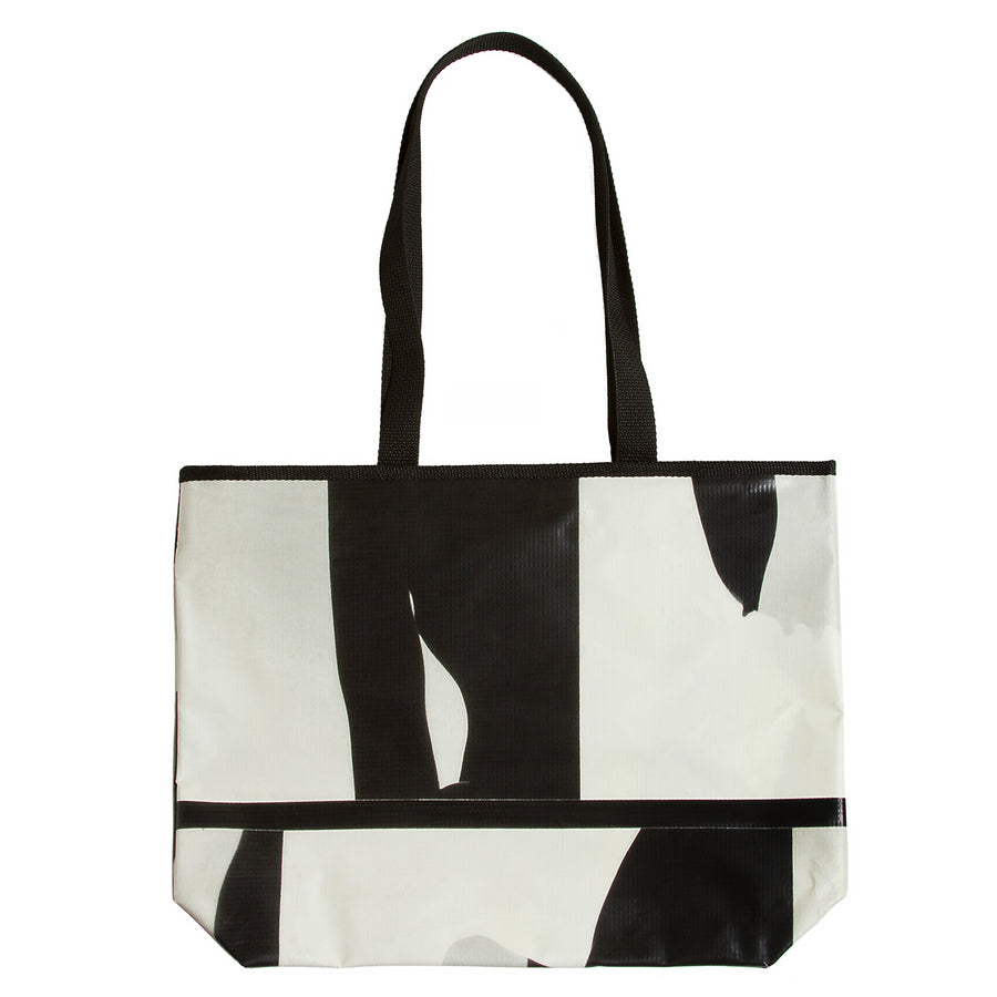 Ray K. Metzker Exhibition Banner Tote Bag