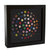 "French Dot Pattern Clock - 12"" Wall Clock"
