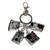 Getty Camera Keychain