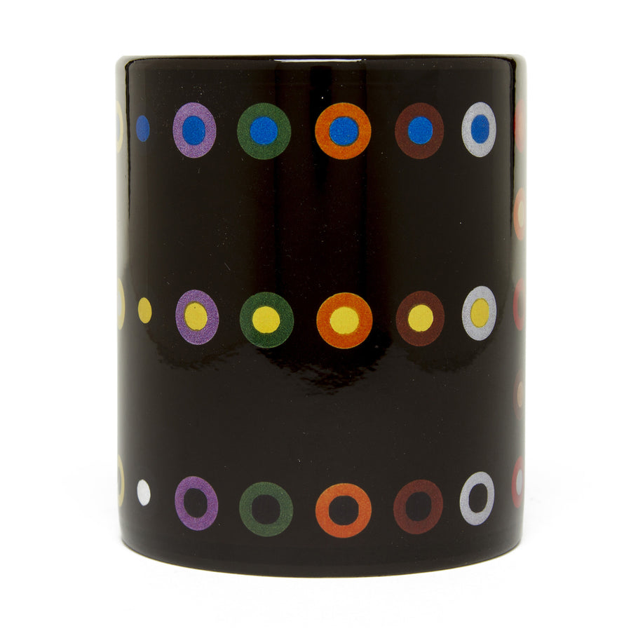 French Dot Pattern Mug