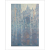 "Monet - <i>The Portal of Rouen Cathedral in Morning Light</i> 11'' x 14"" Print"