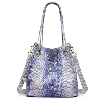 Serpentine Lace Handbag