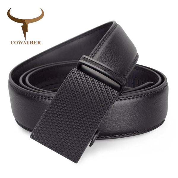 COWATHER Latest in men's automatic buckles