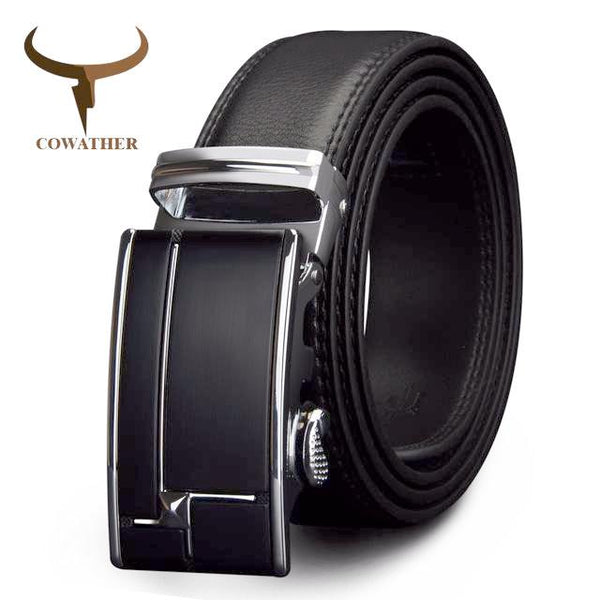 COWATHER Up to 130cm Black Belt