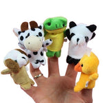 10 Animal Finger Puppets