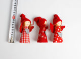3Pcs Nordic Christmas Tree Pendant Decorations - Abbey and Holmes Global Emporium