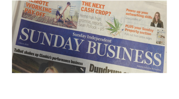 Sunday Independent ft Celtic Wind, 01 Mar 2020