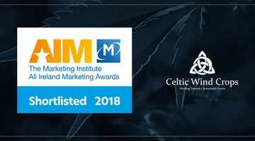 Finalist in the All Ireland Marketing Awards!