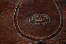 "Saddle 15 1/2"" Akers and Sons"