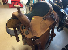 "Tough 1 15"" Western Saddle"