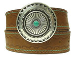 Justin Choctaw Valley Belt