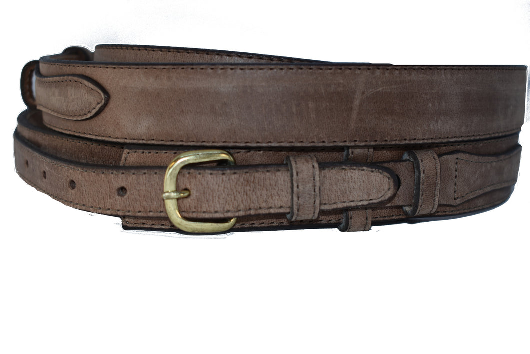 Men's Genuine Leather Ranger Belt