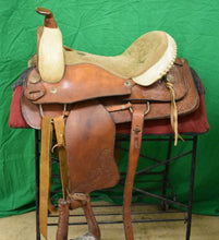 "Saddle Custom 16"" by Buffalo"