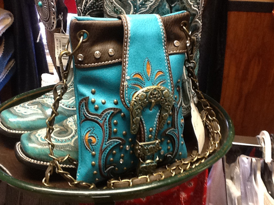 Small Ladies Western Purse