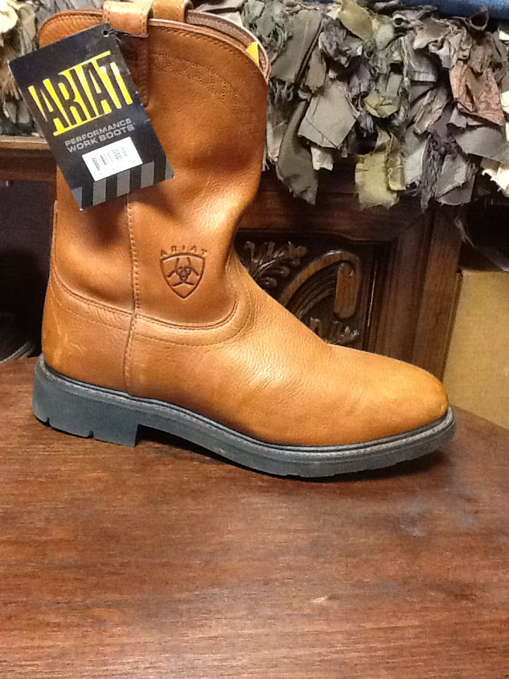 Ariat Sierra Rd Toe Brown