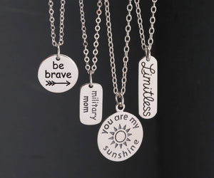 Simply Said Necklaces